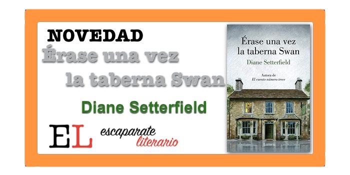 Érase una vez en la taberna Swan (Diane Setterfield)