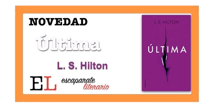 Última (L. S. Hilton)