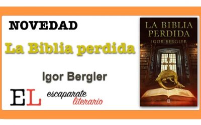 La Biblia perdida (Igor Bergler)