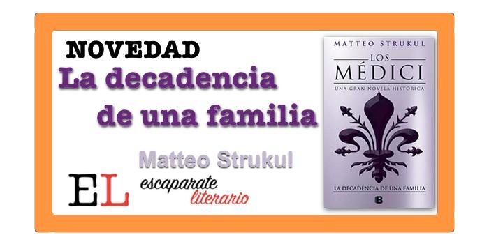 La decadencia de una familia (Matteo Strukul)