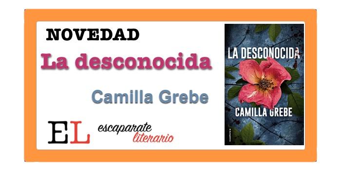 La desconocida (Camilla Grebe)