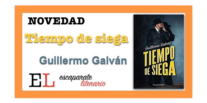 Tiempo de siega (Guillermo Galván)