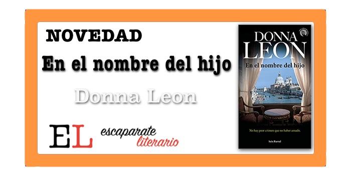 En el nombre del hijo (Donna Leon)