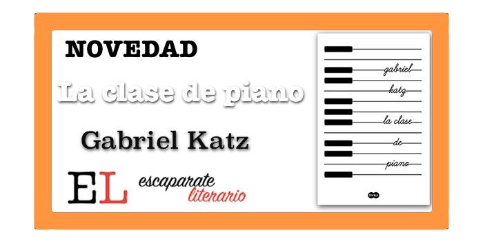 La clase de piano (Gabriel Katz)
