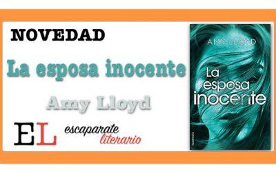 La esposa inocente (Amy Lloyd)