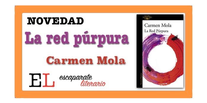 La red púrpura (Carmen Mola)