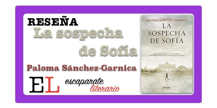La sospecha de Sofía 2