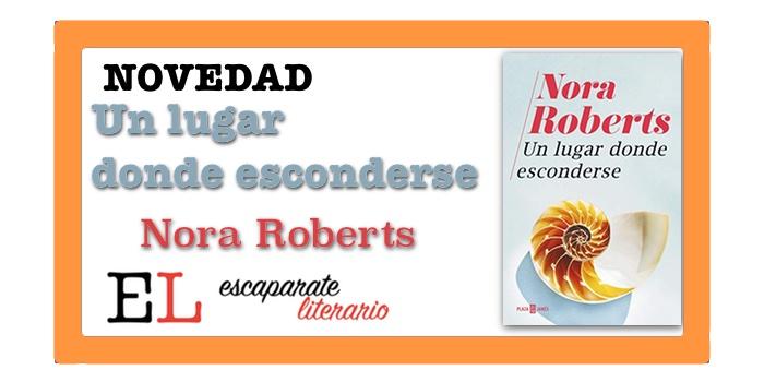Un lugar donde esconderse (Nora Roberts)