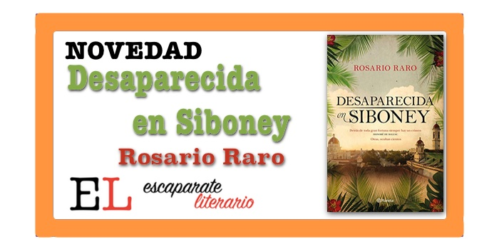 Desaparecida en Siboney (Rosario Raro)