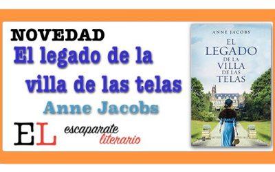 El legado de la villa de las telas (Anne Jacobs)