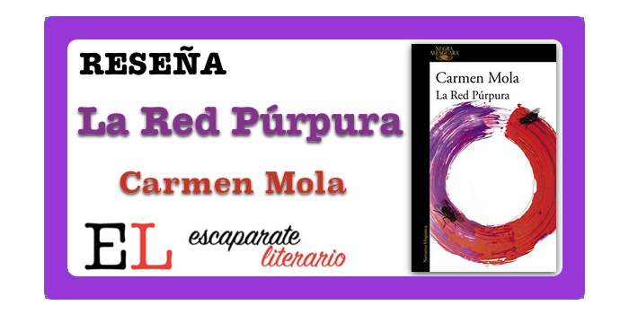 Reseña: La Red Púrpura (Carmen Mola)