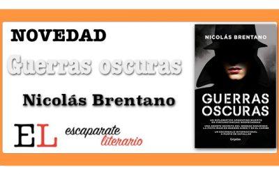 Guerras oscuras (Nicolás Brentano)