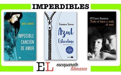Recomendaciones para el Día del Libro 2019: narrativa y ficción