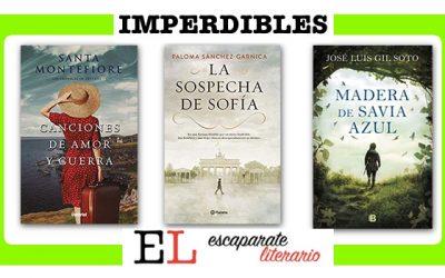Recomendaciones para el Día del Libro 2019: novela histórica