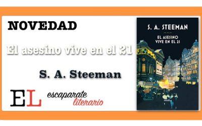 El asesino vive en el 21 (S. A. Steeman)