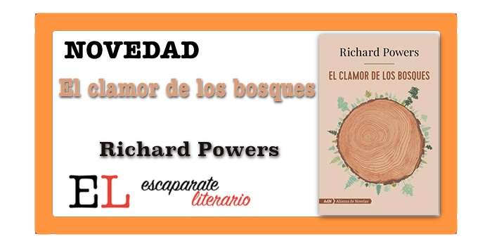 El clamor de los bosques (Richard Powers)