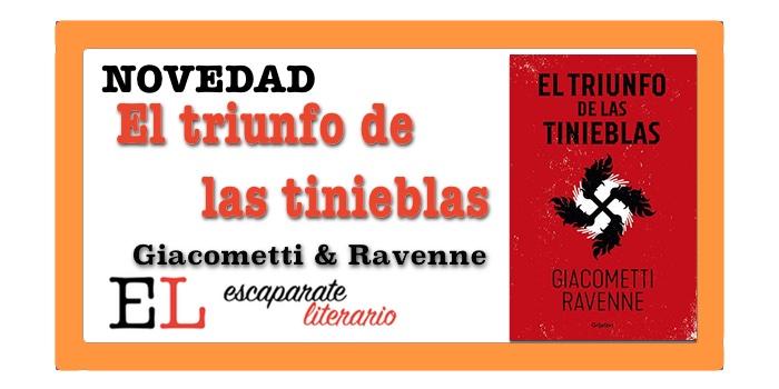 El triunfo de las tinieblas (Giacometti & Ravenne)