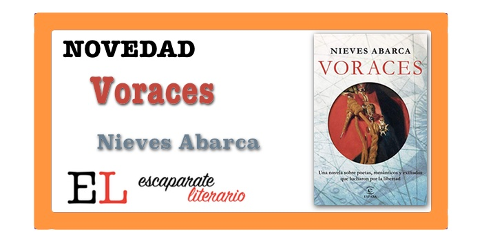 Voraces (Nieves Abarca)
