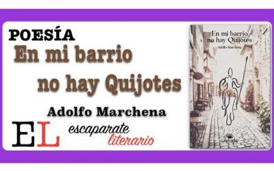 Reseña: En mi barrio no hay Quijotes (Adolfo Marchena)