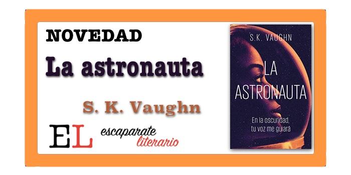 La astronauta (S. K. Vaughn)