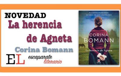 La herencia de Agneta (Corina Bomann)