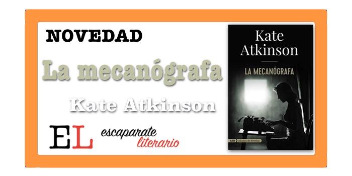 La mecanógrafa (Kate Atkinson)