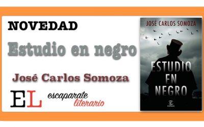 Estudio en negro (José Carlos Somoza)