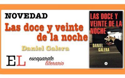 Las doce y veinte de la noche (Daniel Galera)