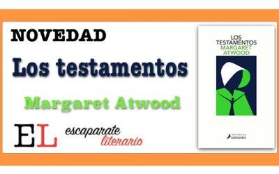 Los testamentos (Margaret Atwood)