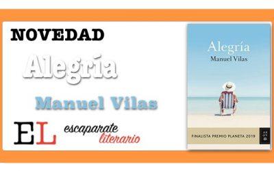 Alegría (Manuel Vilas)