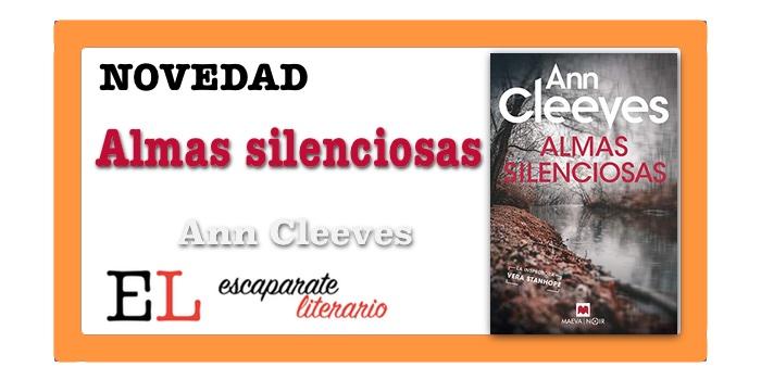 Almas silenciosas (Ann Cleeves)