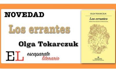 Los errantes (Olga Tokarczuk)