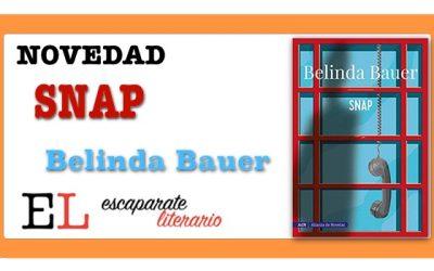SNAP (Belinda Bauer)
