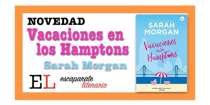 Vacaciones en los Hamptons (Sarah Morgan)