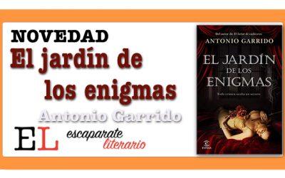 El jardín de los enigmas (Antonio Garrido)