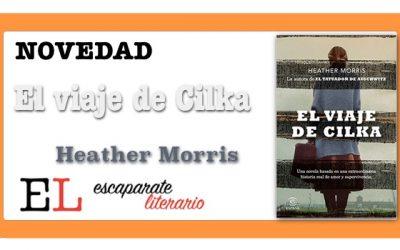 El viaje de Cilka (Heather Morris)