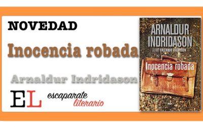 Inocencia robada (Arnaldur Indridason)