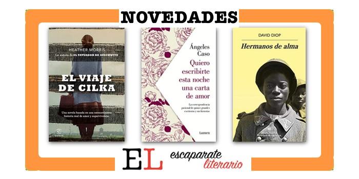 Novedades editoriales 11 al 17 noviembre 1
