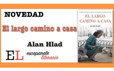 El largo camino a casa (Alan Hlad)