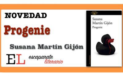 Progenie (Susana Martín Gijón)