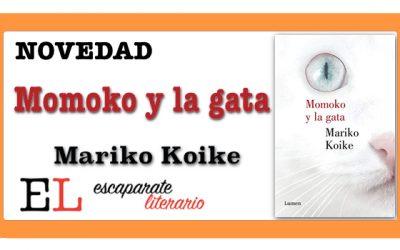 Momoko y la gata (Mariko Koike)