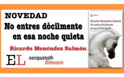 No entres dócilmente en esa noche quieta (Ricardo Menéndez Salmón)