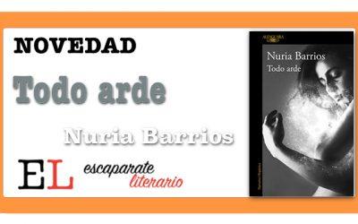 Todo arde (Nuria Barrios)