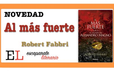 Al más fuerte (Robert Fabbri)
