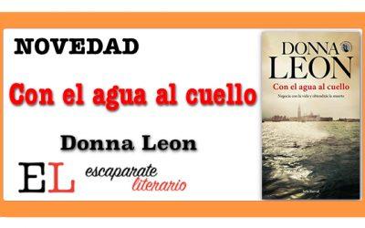 Con el agua al cuello (Donna Leon)