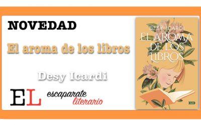 El aroma de los libros (Desy Icardi)