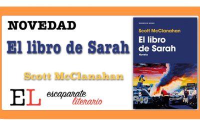El libro de Sarah (Scott McClanahan)