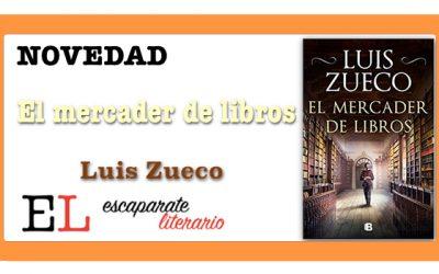 El mercader de libros (Luis Zueco)