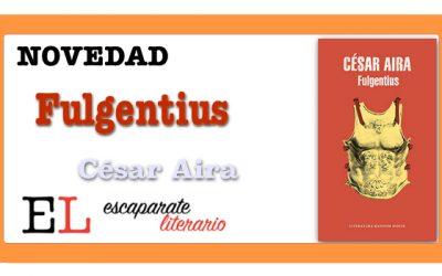 Fulgentius (César Aira)