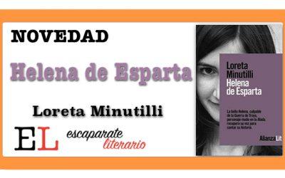 Helena de Esparta (Loreta Minutilli)